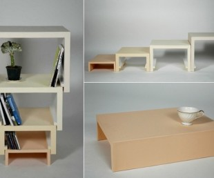Stacking Nesting Table
