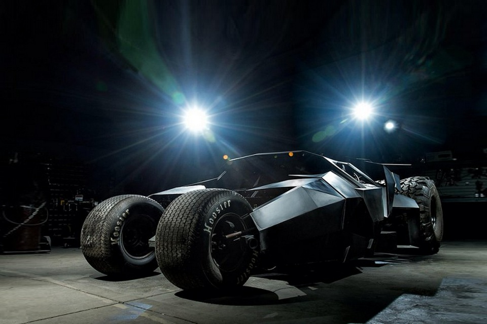 Street Legal Real Time Batman Tumbler Hits The Market