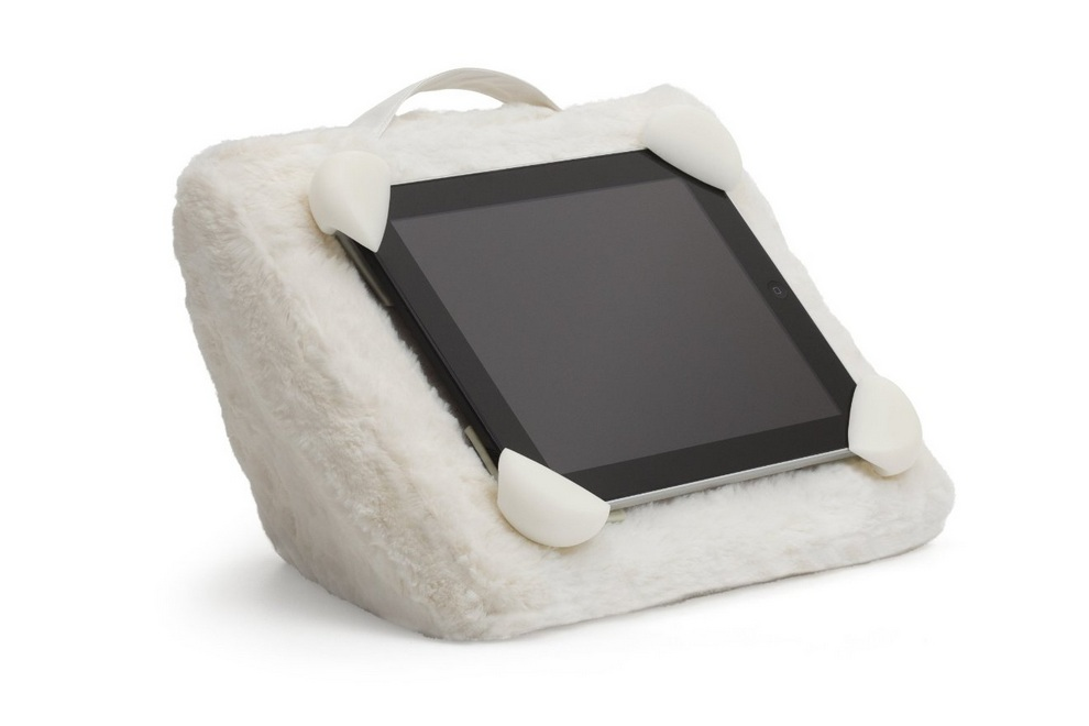 The Safety Lounger Soft Pillow Lap Stand