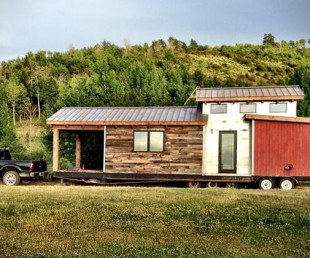 Wheelhaus Mobile Luxury Cabin