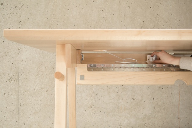 Artifox Desk Will Change the Way You Work