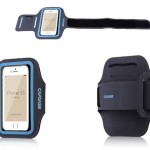 Capsade Sport Armband Holds iPhone and iPod