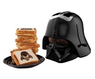 Darth Vader Toaster Exists