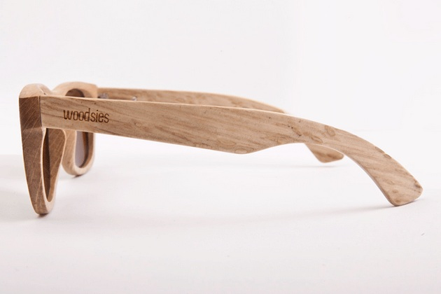 Hartley Birch Sunglasses By Woodsies
