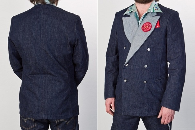 Levis Vintage Clothing Crosby Tuxedo