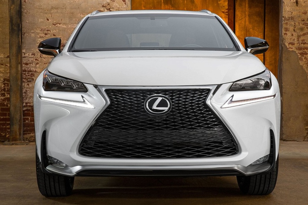 Lexus 2015 NX The Ultimate Urban Crossover