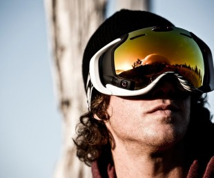 Oakley Heads-Up Airwave Ski Goggles