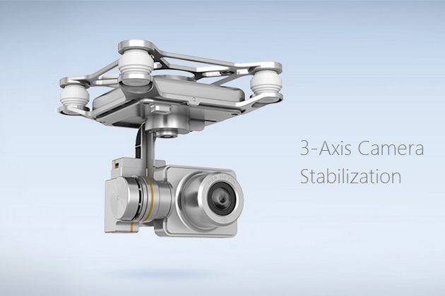 Phantom 2 Vision Plus By DJI