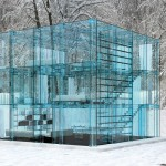 The Glass House By Santambrogio Milano