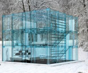The Glass House By Santambrogio Milano