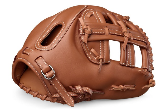 This Is Not That Base Ball Glove & Bat Of Jackie Robinson Times