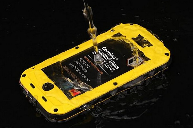 This Rugged iPhone 5C Case is Shockproof Dustproof and Weatherproof (1)