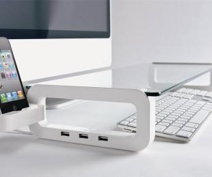 UBoard Smart USB Multiboard for iMac and iPhone
