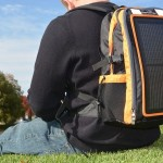 USB Solar Charging Backpack (6)