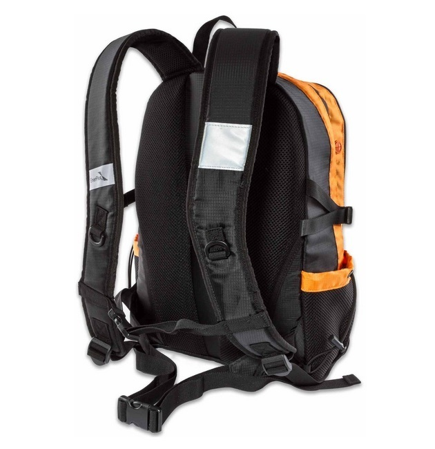 USB Solar Charging Backpack (1)