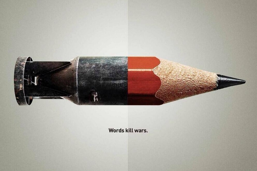 Words Kill Wars