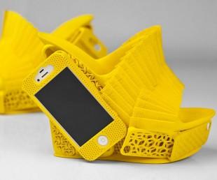 iPhone Mashup Shoe