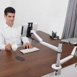 2 in 1 Laptop Tablet Stand For Home And Office