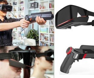ANTVR An Open Source Virtual Reality Gaming Kit