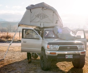 Car Camping Will Be Insane With Rooftop Le Tente By Poler