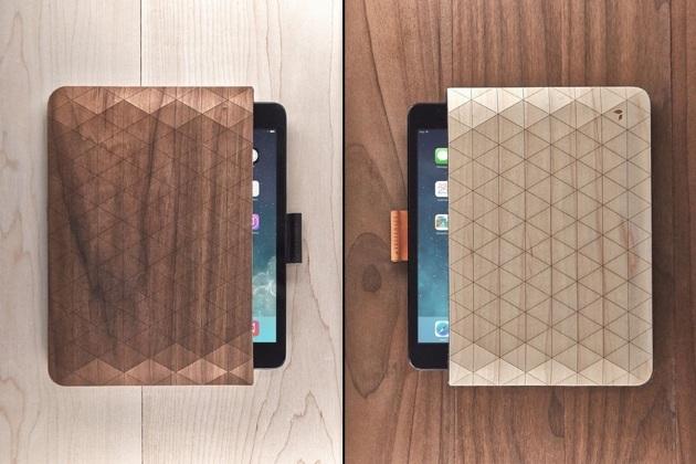 Grovemade Wooden iPad Sleeve