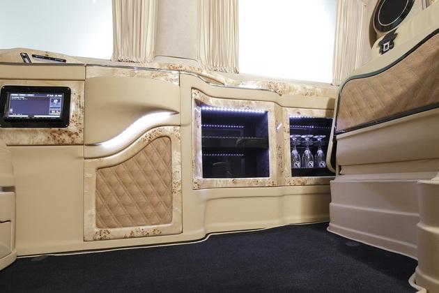 Klassen Excellence Viano Executive Business Luxury Van