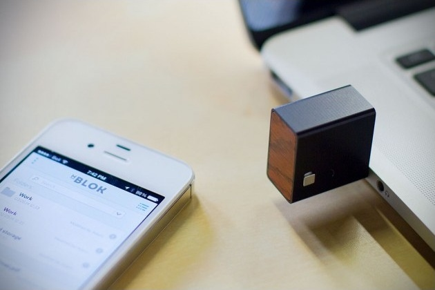 MBLOK A Tiny Wireless Cube With 256 GB Storage