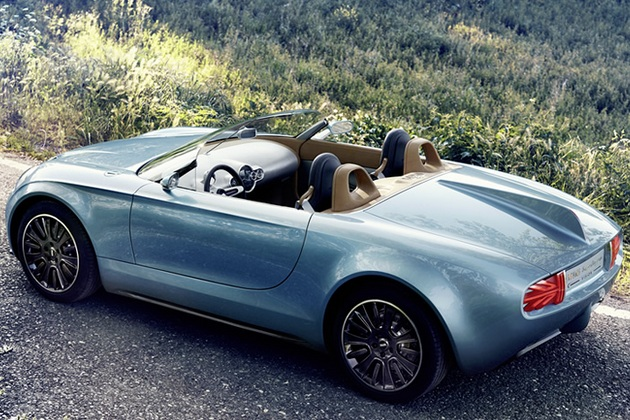 MINI Superleggera Vision Concept