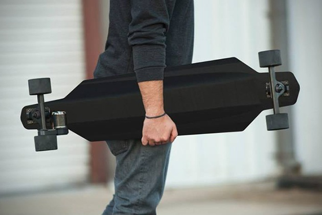 Marbel The Lightest Electric Skateboard In The World