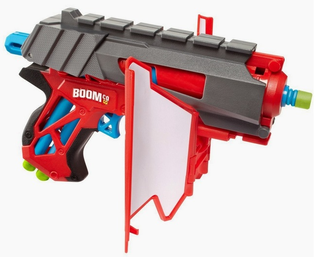 Mattel BOOMco Blasters Are Coming in Summer 2014