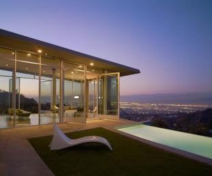 Skyline Residence By Belzberg Architects