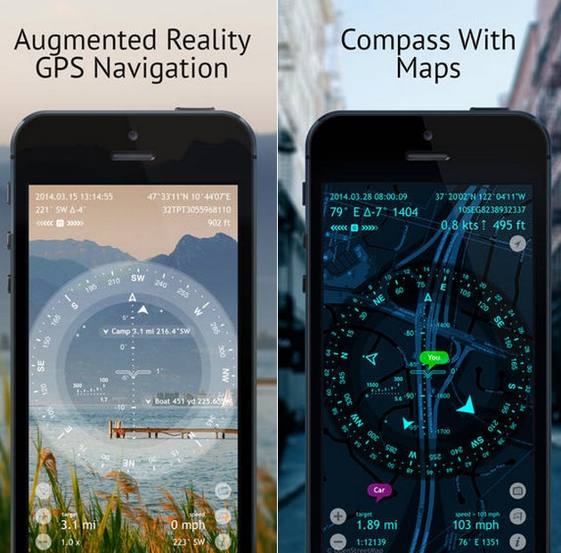 Spyglass Augmented Reality App You Actually Want on Your iPhone