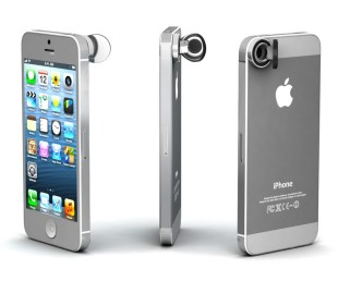 Take Photos Discreetly With Your Phone Using Mirrors