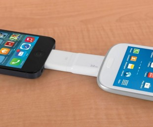 The First And Only Anroid iPhone USB Drive