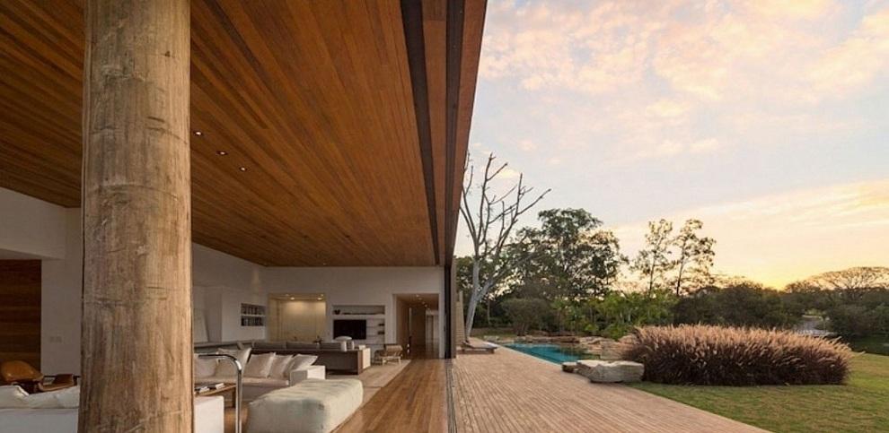 House in Itu by Studio Arthur Casas