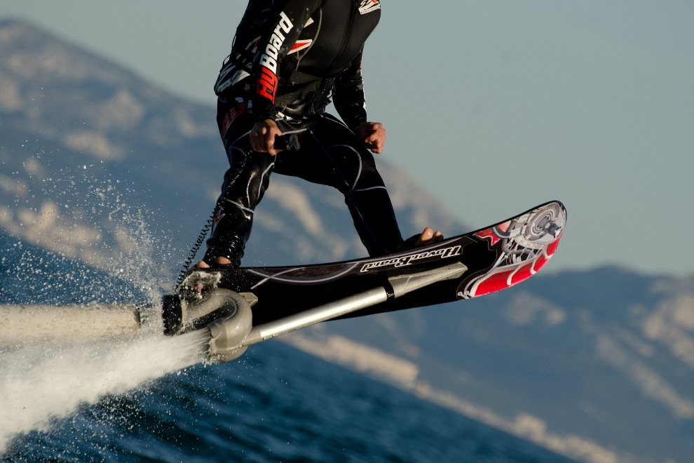 The Real Life Flying Water Hoverboard (1)