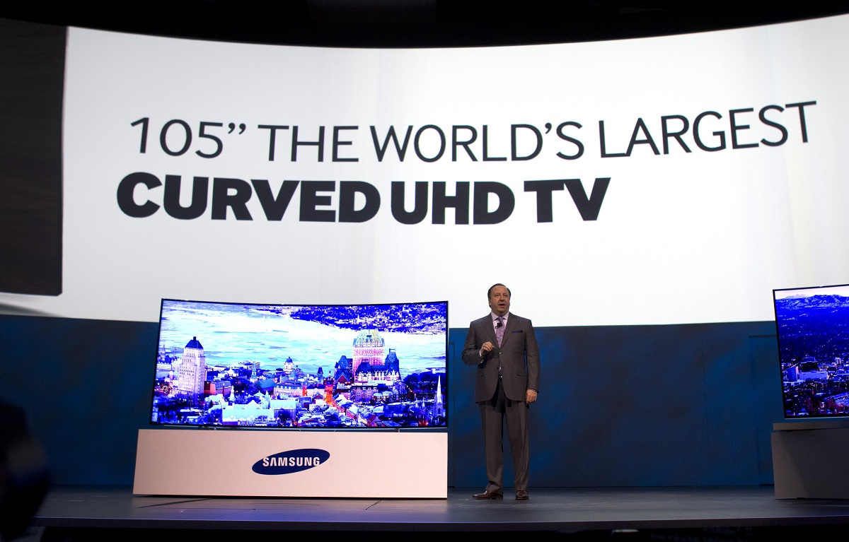 samsung curved tv 105. share · tweet samsung curved tv 105