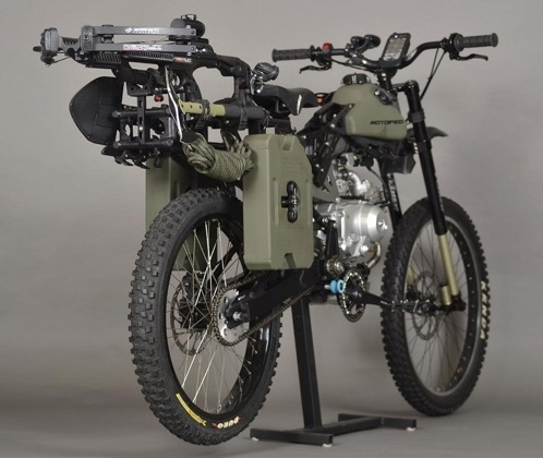 Motoped Survival Bike (7)