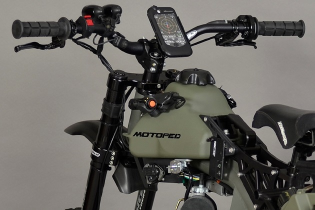 Motoped Survival Bike (6)