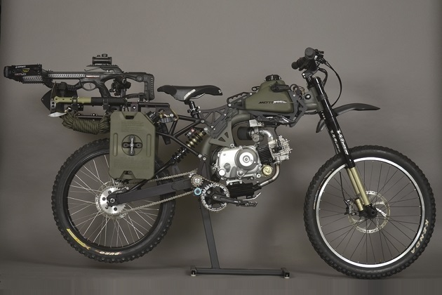 Motoped Survival Bike (1)