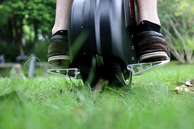 Airwheel X3 Self balancing Electric Unicycle Scooter (4)