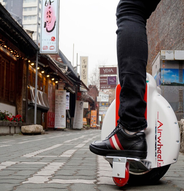 Airwheel X3 Self balancing Electric Unicycle Scooter (1)