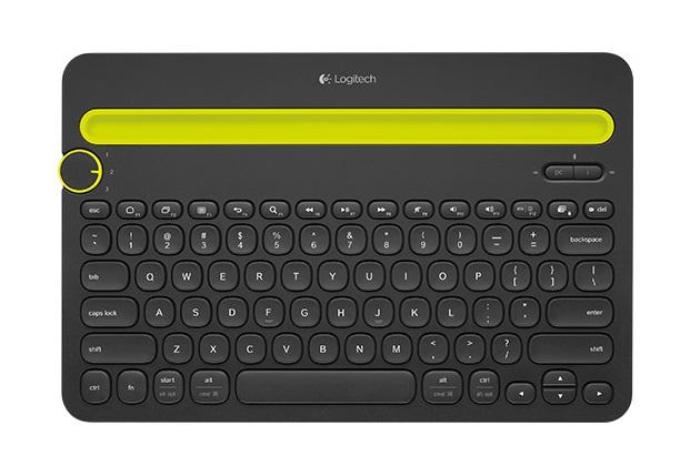 Logitech K480 Multi-Device Keyboard (5)