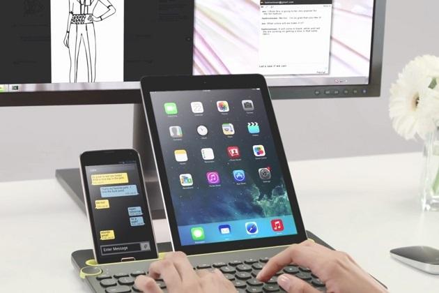 Logitech K480 Multi-Device Keyboard (2)