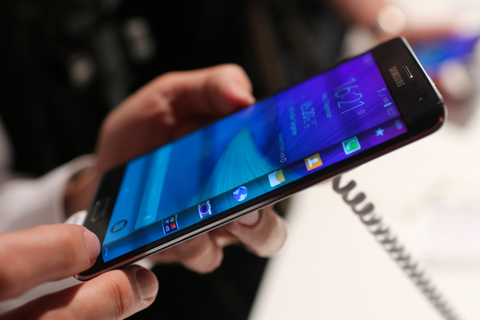 Samsung Galaxy Note Edge (3)