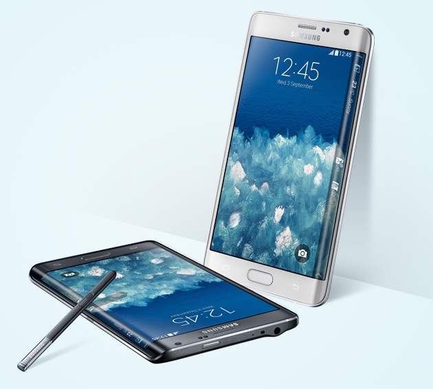 Samsung Galaxy Note Edge (1)