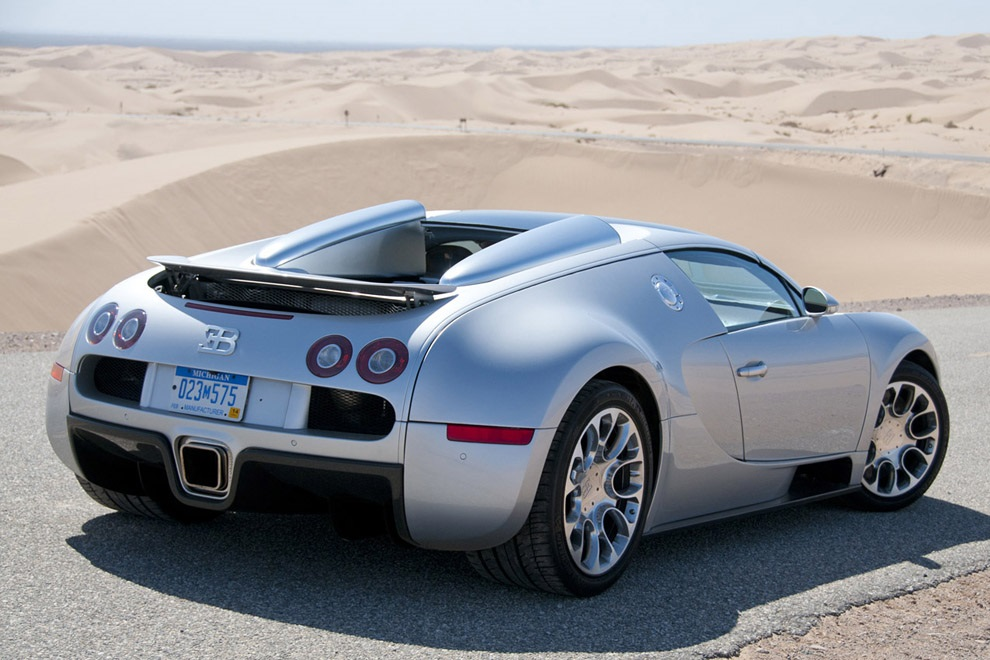 Bugatti Veyron 16.4 Grand Sport Vitesse 1 Of 1 (9)