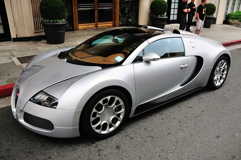Bugatti Veyron 16.4 Grand Sport Vitesse 1 Of 1 (6)