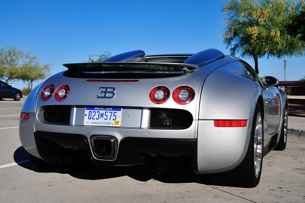 Bugatti Veyron 16.4 Grand Sport Vitesse 1 Of 1 (5)