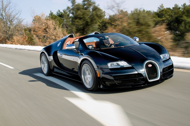 Bugatti Veyron 16.4 Grand Sport Vitesse 1 Of 1 (11)